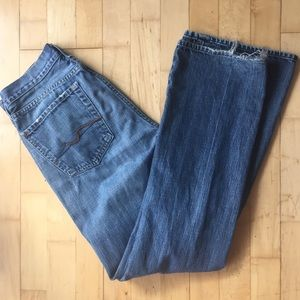 7 For All Mankind Men's Jeans Size 31
